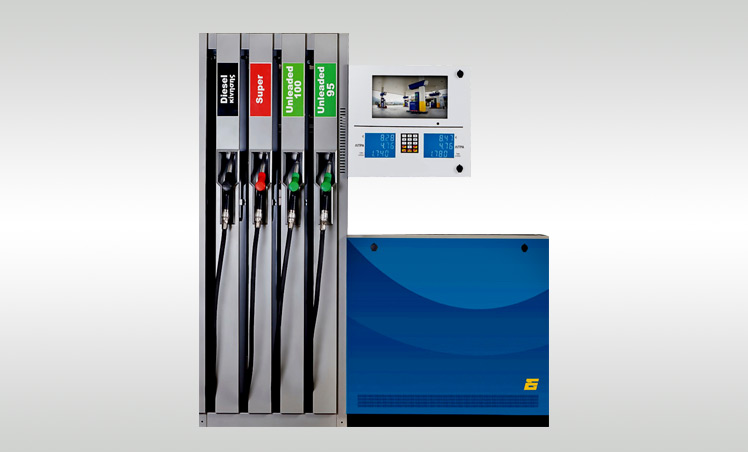 Fuel Petrol Oil Gas Conventional Electronic Pump